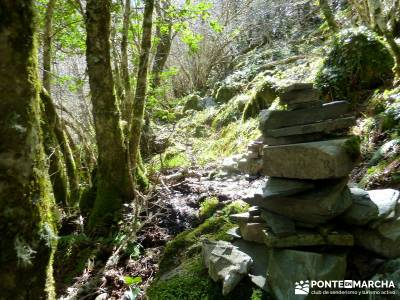 Sierra del Caurel (Serra do Courel) rutas de senderismo madrid club de montaña madrid club montaña
